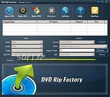 DVD Rip Factory Screenshot 3