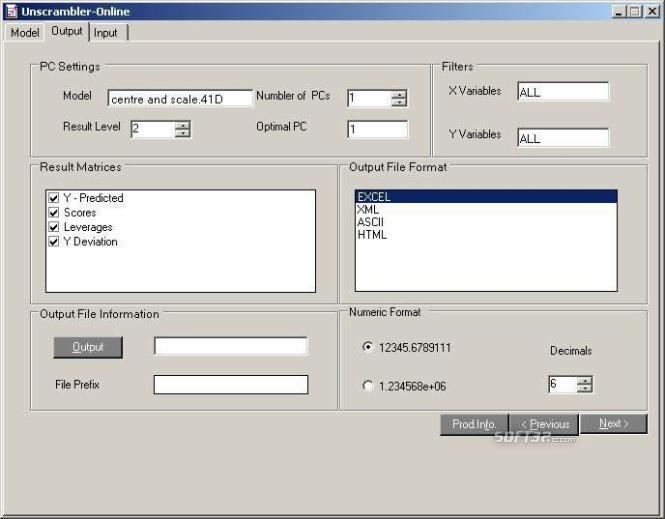 Unscrambler Online Screenshot 3