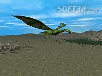 3D Dragons Free Screenshot 3