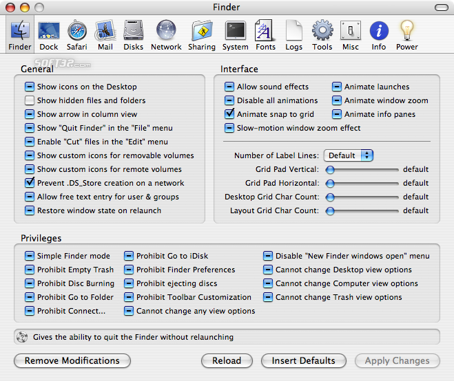 MacPilot Screenshot 1