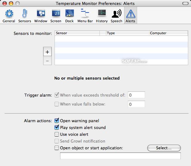 Temperature Monitor Screenshot 10