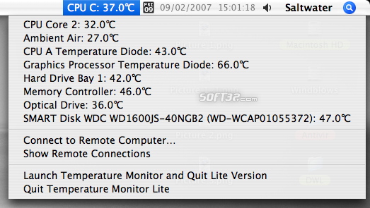Temperature Monitor Screenshot 11