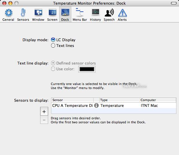 Temperature Monitor Screenshot 6