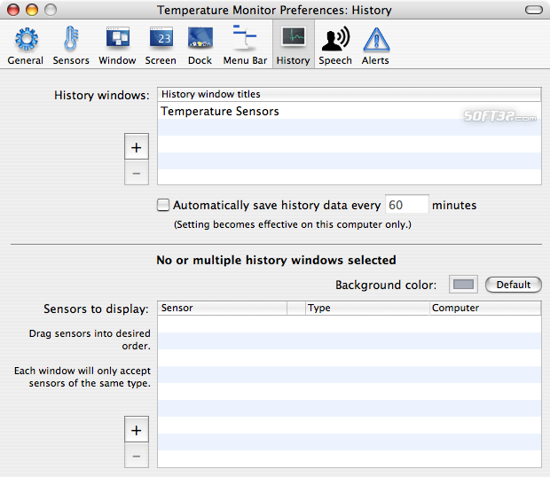 Temperature Monitor Screenshot 8