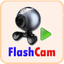 FlashCam Rebroadcasting server Screenshot