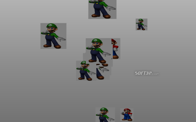 MarioSaver Screenshot 2