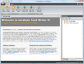 Feed Writer Deskop RSS Editor 1