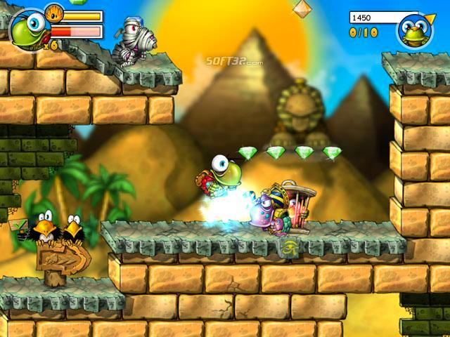 Turtix Screenshot 3