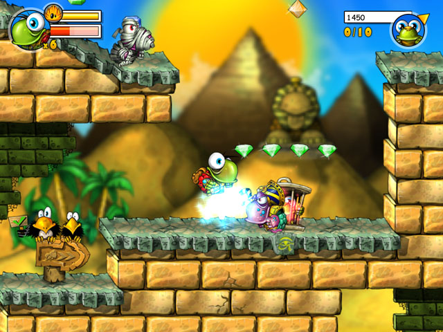 Turtix Screenshot