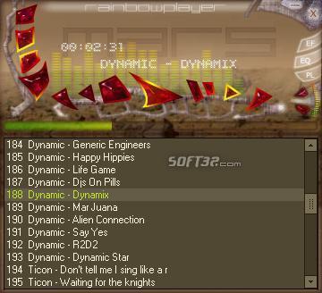 RainbowPlayer Screenshot 1