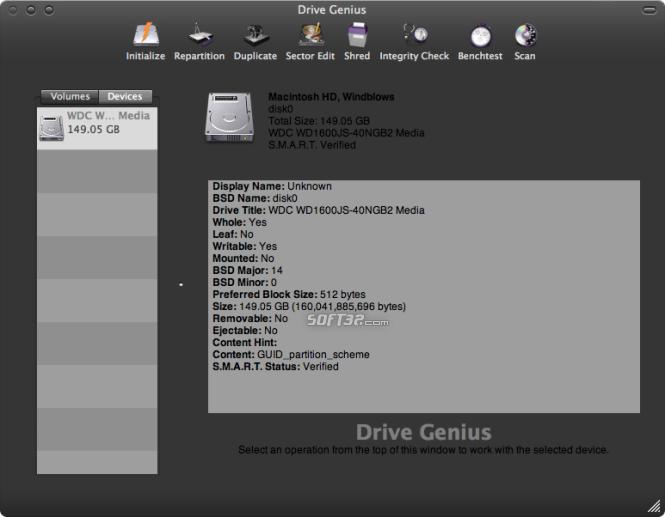 Drive Genius Screenshot 4