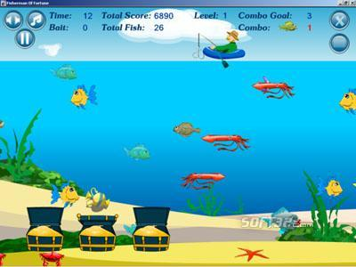 Fisherman of Fortune Screenshot 3
