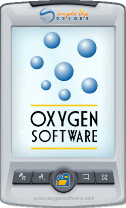 Oxygen SimpleUp Screenshot