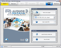 TMPGEnc DVD Author 3 with DivX Authoring Screenshot 3