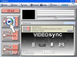 VideoSync Screenshot 3