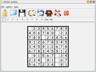 Okoker Sudoku Pro Screenshot 1