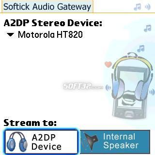 Softick Audio Gateway Screenshot 3