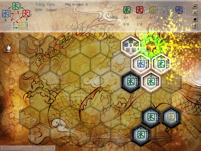Wu Hing: The Five Elements Screenshot 1