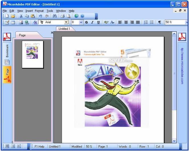Abdio PDF Editor Screenshot 3