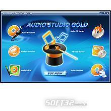 Audio Studio Gold Screenshot 45