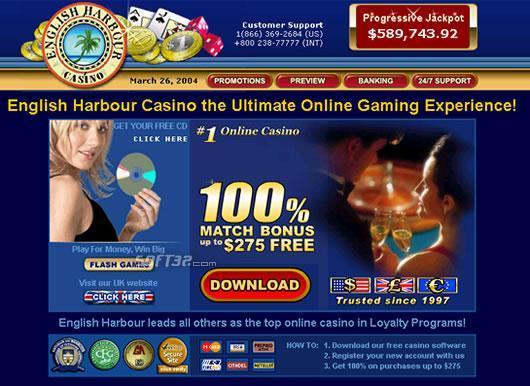 Millionaire Casino Casino v2007 Screenshot 2