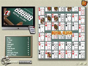 The Poker Rush Screenshot