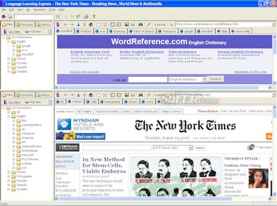 Language Learning Express Screenshot 3