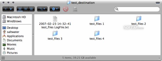 Folder Splitter Screenshot 6