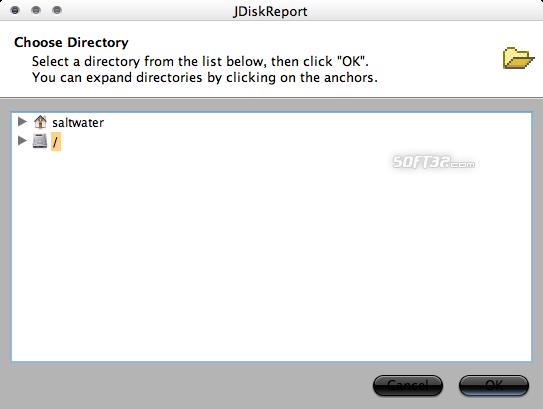 JDiskReport Screenshot 3