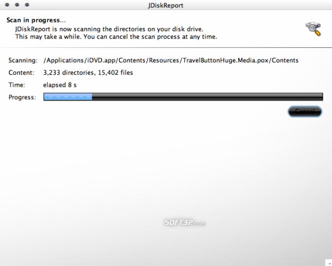 JDiskReport Screenshot 4