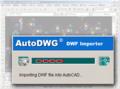 Auto DWF to CAD converter 1
