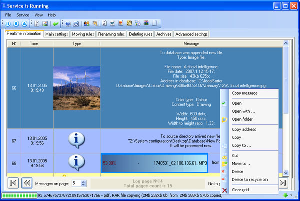 Haizon File Renamer Screenshot
