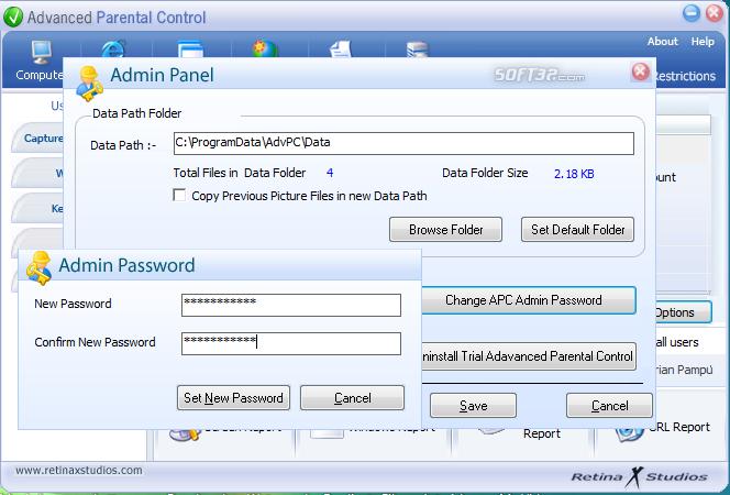 Advanced Parental Control Screenshot 5