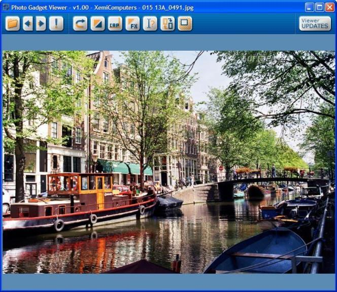 Photo Gadget Viewer Screenshot 3