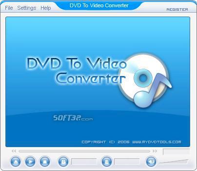 DVD To Video Ripper Screenshot 2