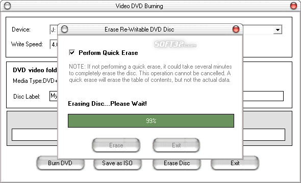 Quick DVD Creator Screenshot 10