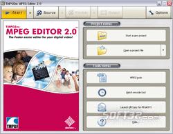 TMPGEnc MPEG Editor Screenshot 3