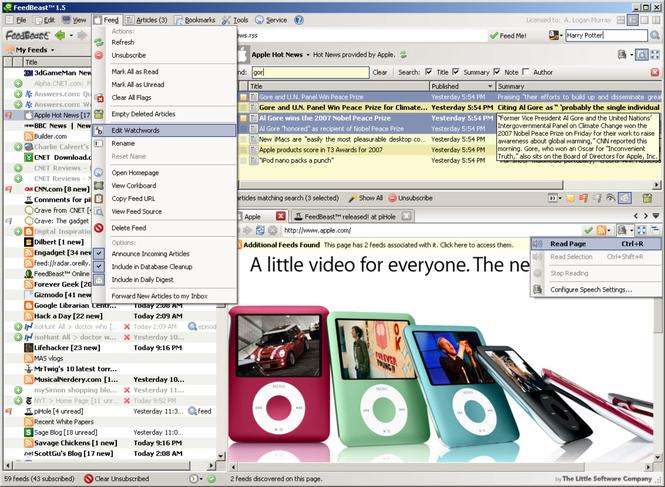 FeedBeast Screenshot