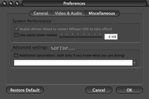 MPlayer Screenshot 5