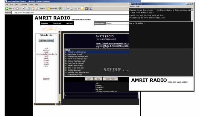 Amrit Radio Screenshot 3