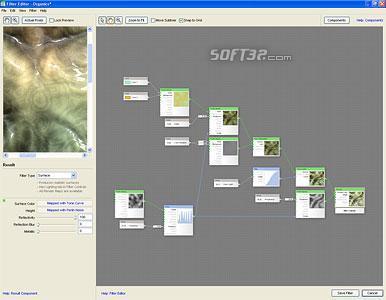 Filter Forge Screenshot 2
