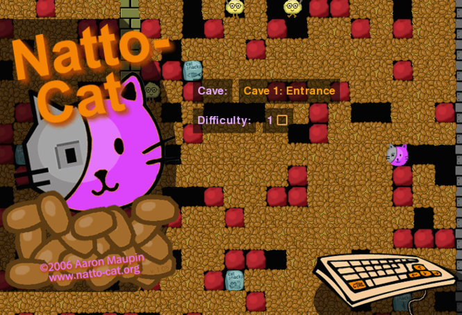 Natto-Cat Screenshot