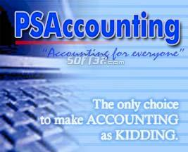 PSA Accounting Screenshot 2