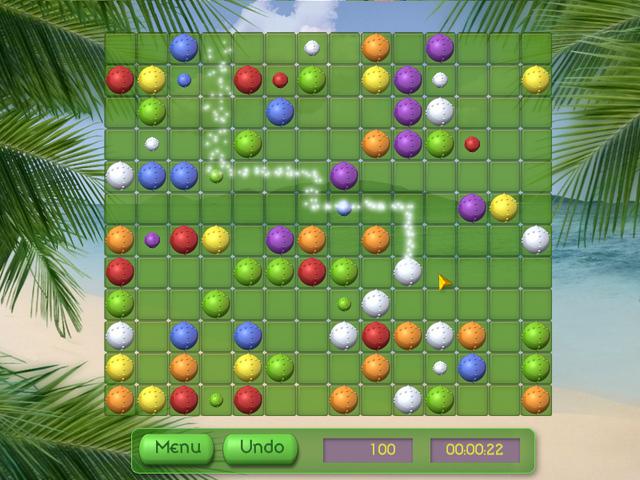 Tropical Lines Screenshot