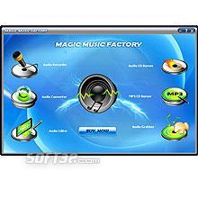 Magic Music Factory Screenshot 2