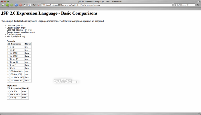 Apache Tomcat Screenshot 5