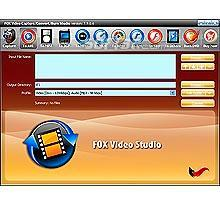 Fox Video Capture/Convert/Burn Studio Screenshot 2