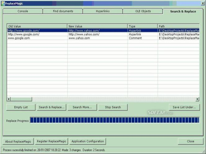 ReplaceMagic PowerPointOnly Professional Screenshot 2