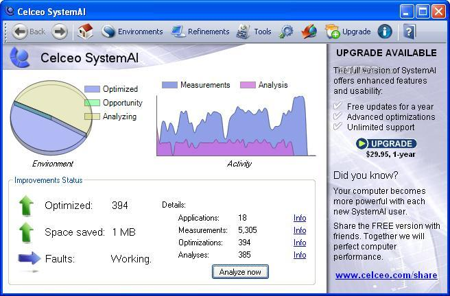 SystemAI Screenshot