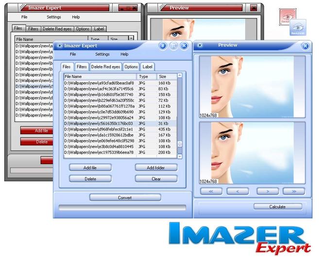 Imazer Expert Screenshot 1
